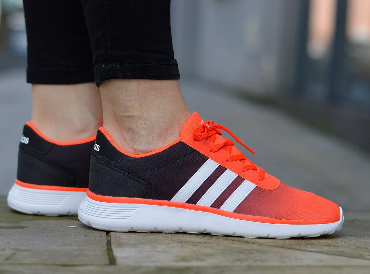 Détails sur Adidas Lite racer K aw4058 Juniorsport Femmes Chaussures sneaker afficher le titre d'origine